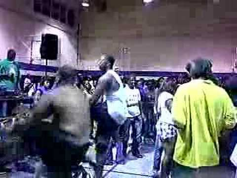 Wiley College Party