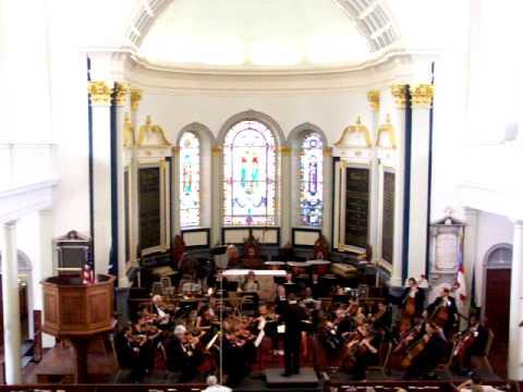 Mozart Symphony 25 Mvmt 1 Allegro con brio