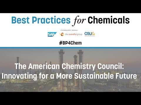 The American Chemistry Council: Innovating for a More Sustainable Future