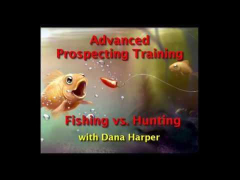 Kyani Training: Advanced Prospecting (Fishing vs Hunting)