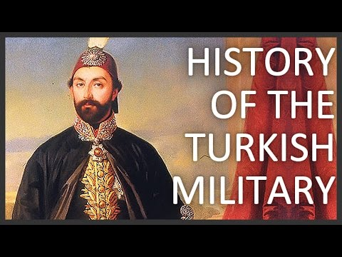 History of the Turkish military's role in politics