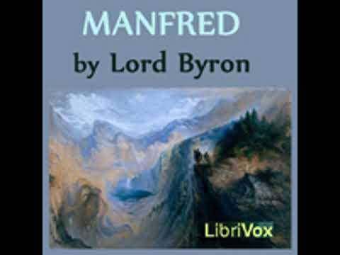 MANFRED by George Gordon, Lord Byron FULL AUDIOBOOK | Best Audiobooks