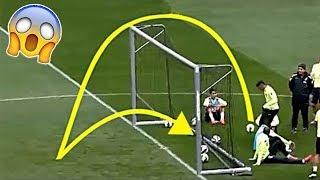 Imposibles goles en entrenamientos nivel cracks ft. cristiano ronaldo, messi, neymar, & mas ...!
