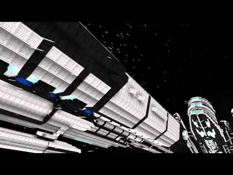 Starmade Ep409: SFW Fleet Lineup with Dalmont 1/2