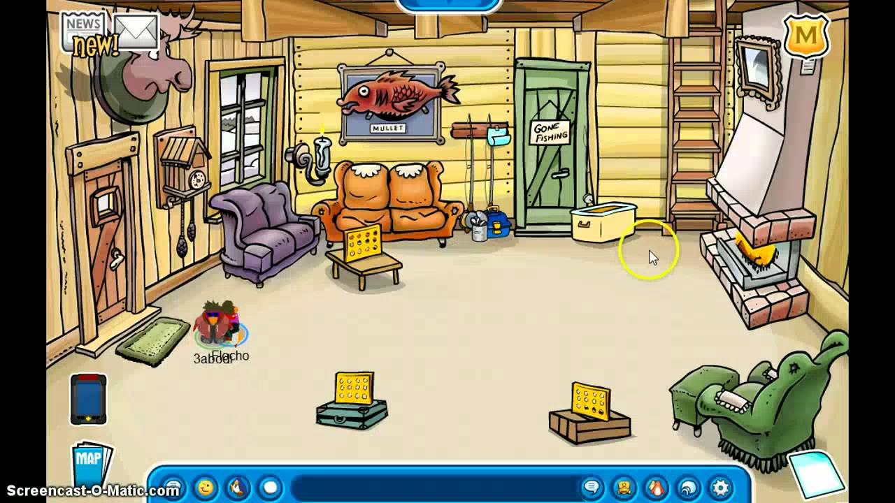 Ski Lodge Club Penguin The Best Penguin Of 2018 # Penguin Lodge Muebles