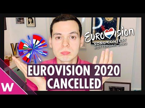 Eurovision 2020 cancelled amid coronavirus restrictions