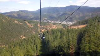 BigRigTravels Vacation Live! Silver Mountain Tram Ride