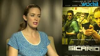 Why Emily Blunt Won't Be In 'Sicario' Sequel
