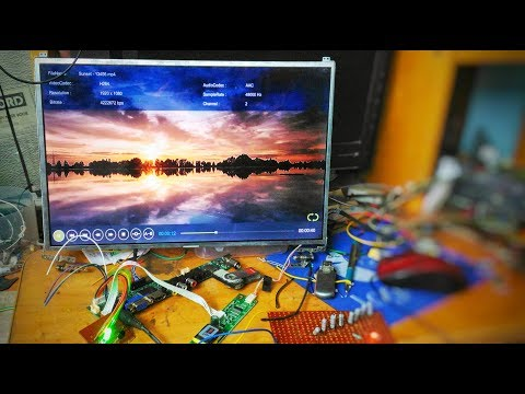 Turn your Broken Old Laptop into a TV or LCD Monitor in 30