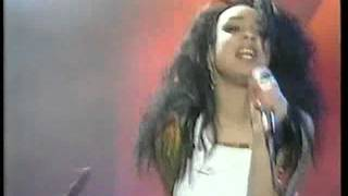 Leila K & Rob n Raz i Trekvart 1990-02-28 (live)