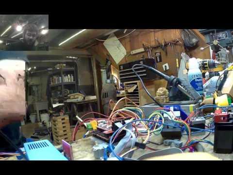 Workshop Tinkerers Live Stream