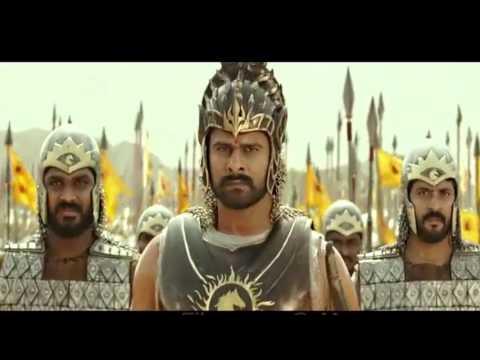 Saahore bahubali full song video in hindi // Bahubali 2 song in hindi