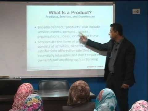 Chapter3: Strategies -3 /Chapter4: Products, Services and Branding Strategy -1