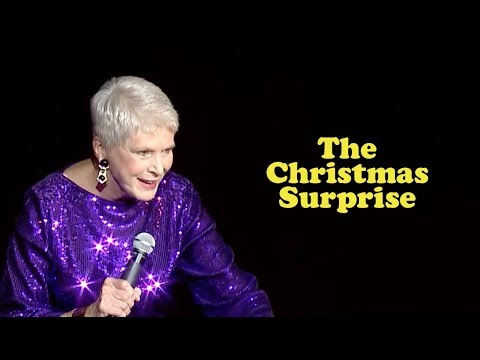 Jeanne Robertson | The Christmas Surprise - YouTube