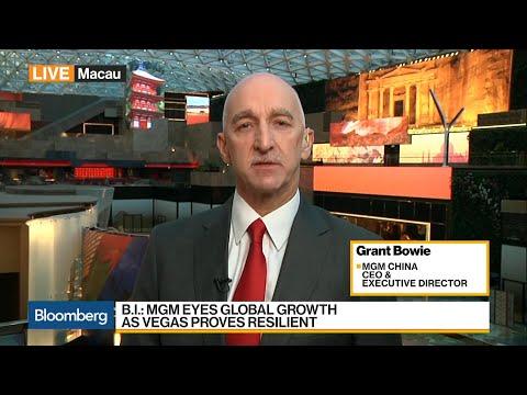 MGM Opens New $3.3 Billion Cotai Resort