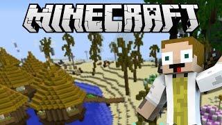 [GEJMR] Minecraft Minihry - Survival Games - Madagaskar mapa