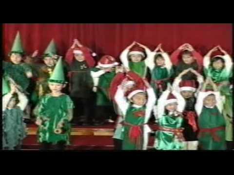 Canadian International School HKG - 2002 Christmas Concert Gr. 1 & 2