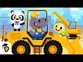 Dr. Panda TotoTime | Hoopa's construction Site | Full Episode 2 | Kids Learning Video