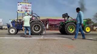 Tractor tochan 2017 farm 60 v/s johndeere 5310