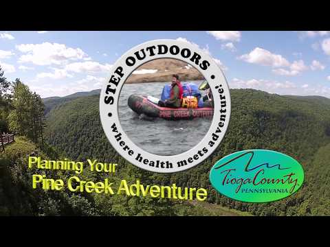 Planning Your Adventures On Pine Creek