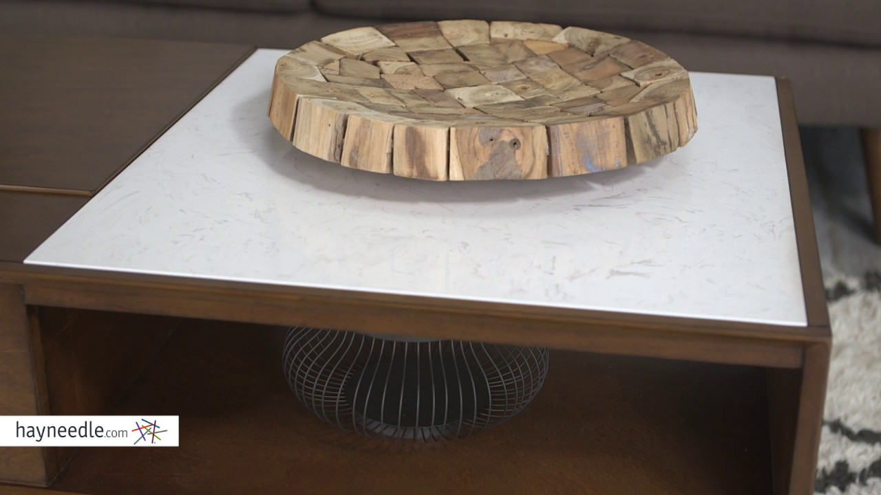 belham living campbell mid century modern lift top marble coffee table product review video
