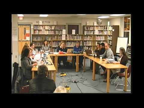 COOP School Board Meeting 2/12/2020