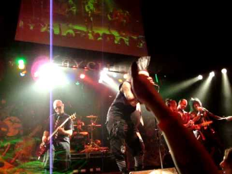 "The Mistakes- ""I'll Never Grow Up Now!"" Twisted Sister cover live at The Key Club"