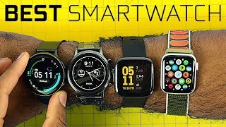 What's the Best SmartWatch? - 2019