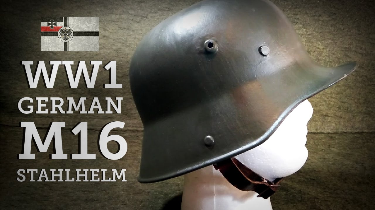 Strahlhelm Helmets Of The World Ww1 German M16 Stahlhelm