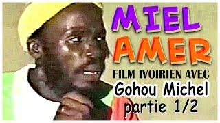 Les Guignols d'Abidjan - MIEL AMER [Film Ivoirien 1997] avec Gohou Michel (Partie 1/2)