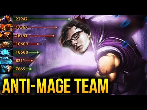 Miracle- Anti-Mage Try So HARD To CARRY - Dota 2 7.07B thumbnail