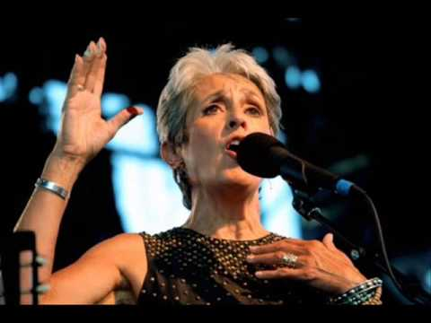 JOAN BAEZ ~ Tears Of Rage ~