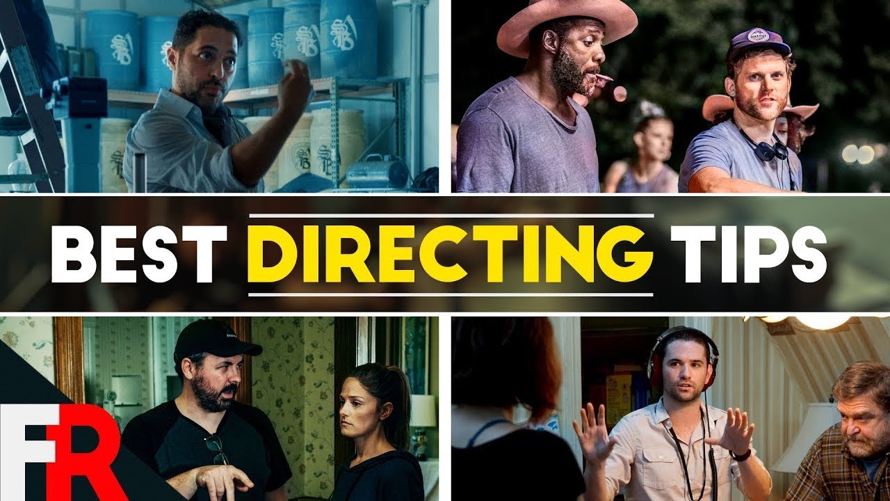 5 Directing Tips That Made Me Better