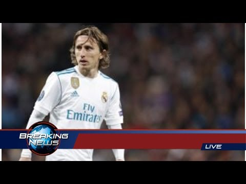 Luka Modric Mls E Gidebilirim Youtube
