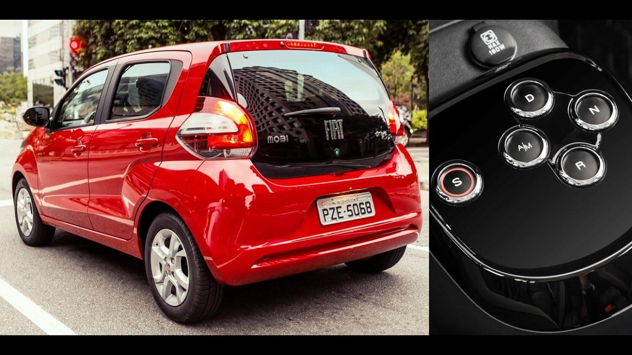 Fiat Mobi Drive Gsr 2018
