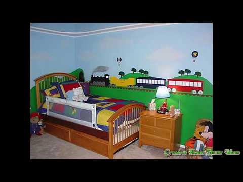 Train Pictures for Kids Room Ideas