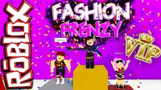 ROBLOX: FASHION FRENZY - The Repellent Girl + NEWS (New Series)