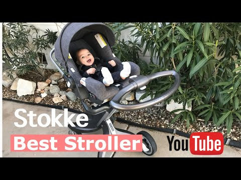 Stokke Xplory Stroller Features, How To Use