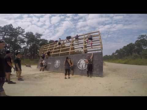 Spartan Race-Ft. Bragg Sprint 2016