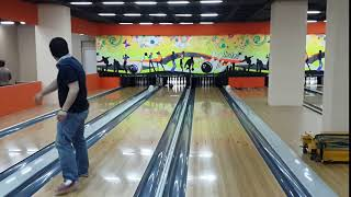 Biz bowling oynamamışız bowling bizi oynamış tb
