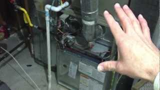 error code 33 troubleshooting a bryant gas furnace
