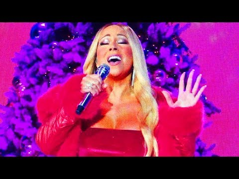 Mariah Carey - AMAZING Vocals In Copenhagen Highlights Christmas Tour 2018