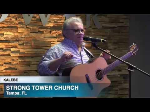 ADORAÇÃO - CANTOR KALEBE - 07/24/2016 - STRONG TOWER CHURCH