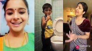 எந்த ஊர் காரி இவ Naughty Girls Tamil Dubsmash அட்டுழியங்கள் செம ரகளையான ஆளுங்க வயிறு குலுங்க சிரிங்க