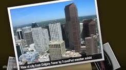 Calgary Tower - Calgary, Alberta, Canada