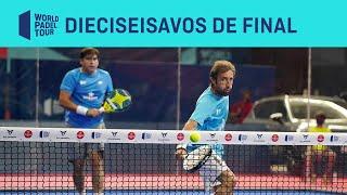 Resumen Dieciseisavos de Final Mañana Estrella Damm Valencia Open