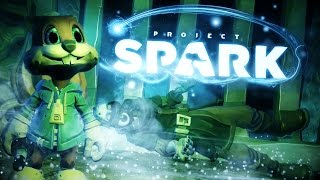 COPYRIGHT FUNHOUSE | Project Spark