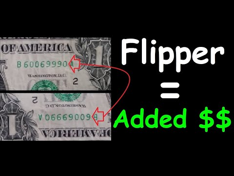 What Is A Flipper Serial Number Dollar Bill Worth? Will Flipper Fancy Bank Notes Be Worth Big $$?