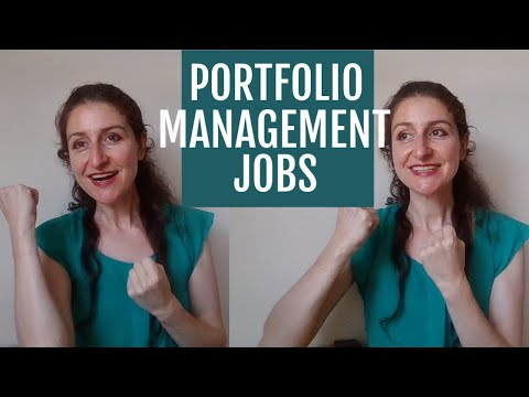 If You Want to be a Portfolio Manager, Consider it is a Cost Center Job