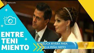 Angélica Rivera y sus exigencias para divorciarse | Un Nuevo Día | Telemundo